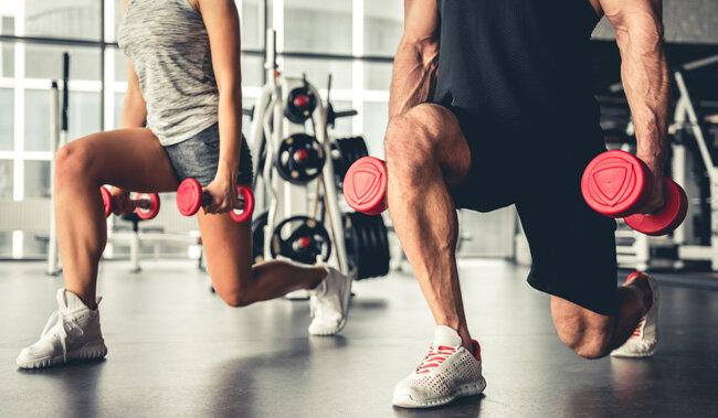 Fitness ile kendinizi zinde hissedin ve forma girin.