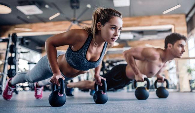 Kettlebell egzersizleri zayıflamanıza yardımcı olabilir.