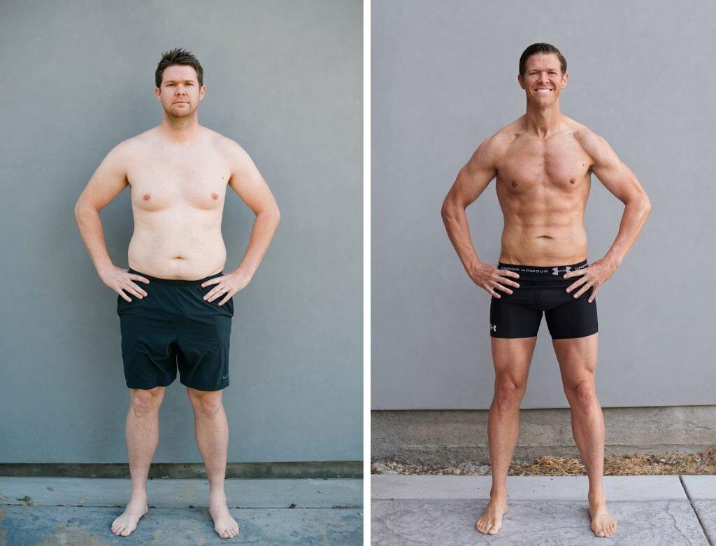 Реальный Способ Похудеть Мужчине.
