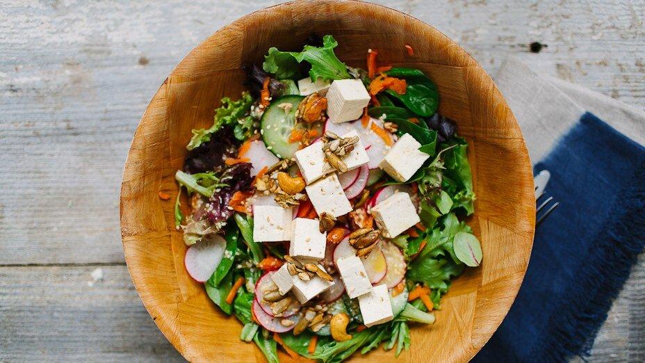 tofu-salads