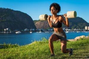 Temel Vücut Egzersizi: Squat