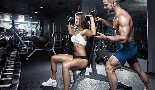 Partnerli Antrenman Programı ile Tüm Vücudunuzu Çalıştırın!