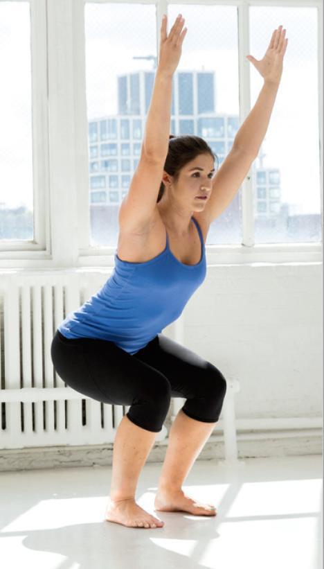 yoga-kız