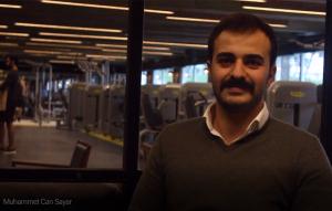 Muhammet Can Sayar Fitness Sektöründeki Başarısının Sırlarını Paylaşıyor