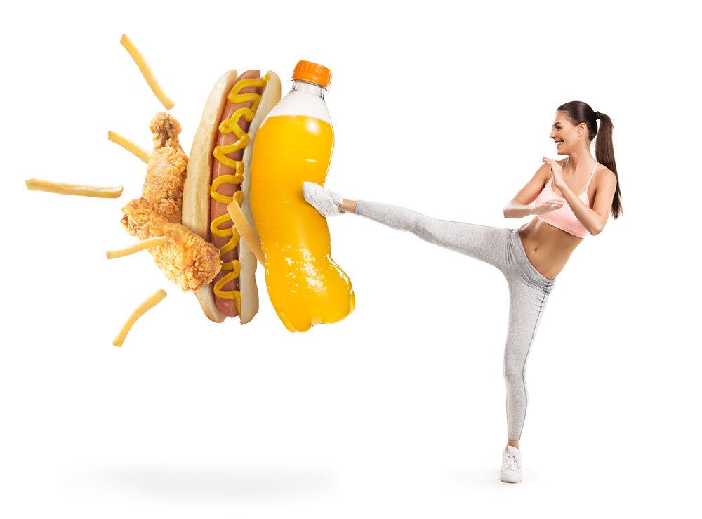 diyet-kadın