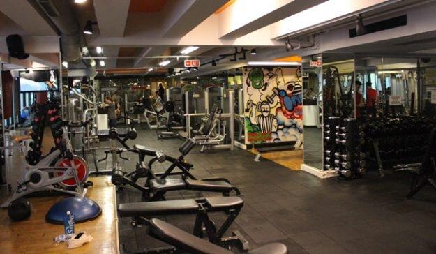 Taksim'de Kolayca Ulaşabileceğiniz Fitness Adresi: Innpera Otel Fitness