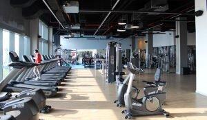 Kusursuz Spor Deneyiminin Adresi: 5.Levent Pasifik Fitness
