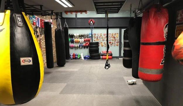 İş Sonrası Stres Atmak İçin A Team Muay Thai & Kick Boxing!