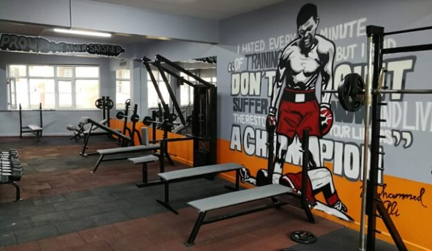 Old School Body Building Deneyimi İçin Young&Healthy Fitness Club'ı Deneyin!