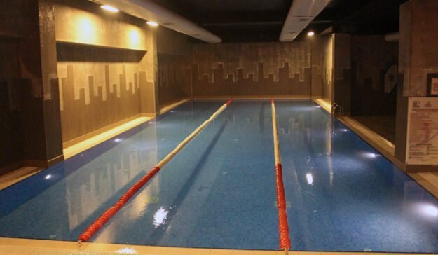 Hem Yüzme Hem de Vücut Antrenmanlarınızı Zoom Fitness Spa Health Club'da Yapın!