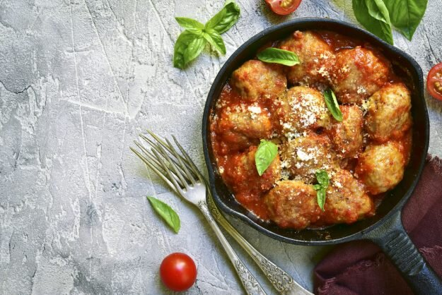 15 Dakikada Hazırlanan Lezzetli, Temiz Yemekler