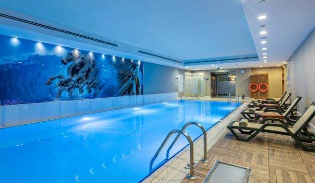 İstanbul'un Kalbinde Yorgunluğunuzu Atmak İçin Holiday Inn Şişli Fitness & Spa'yı Deneyin!