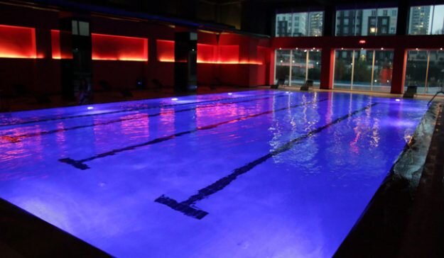 Vaktini Trafikte Kaybetmek İstemeyenler İçin En İyi Spor Salonu: Massport Health Club