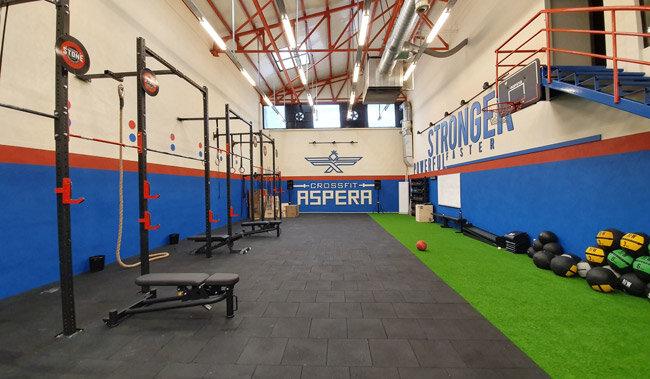 Crossfit Aspera Sporcard