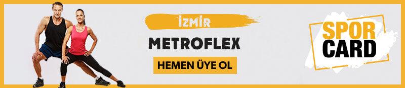 İzmir Metroflex GYM Sporcard