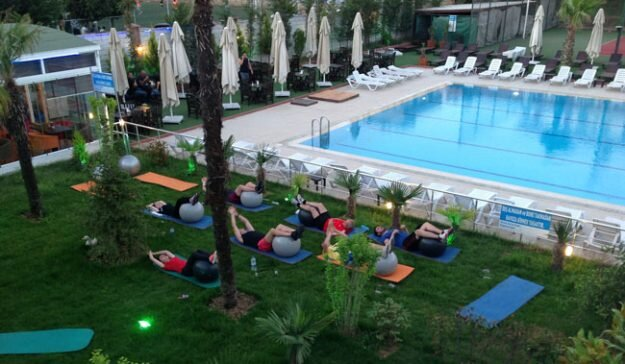 Havuzlu Spor Salonu Arıyorsanız Swedish Sports Club Tam Size Göre!