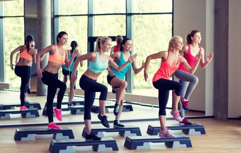 bayanlara özel 10 spor salonunu listeledik