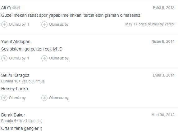 power-spor-sultanbeyli-yorumlar