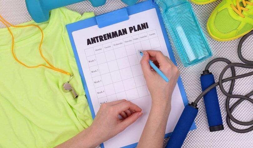 Antrenman-Planı
