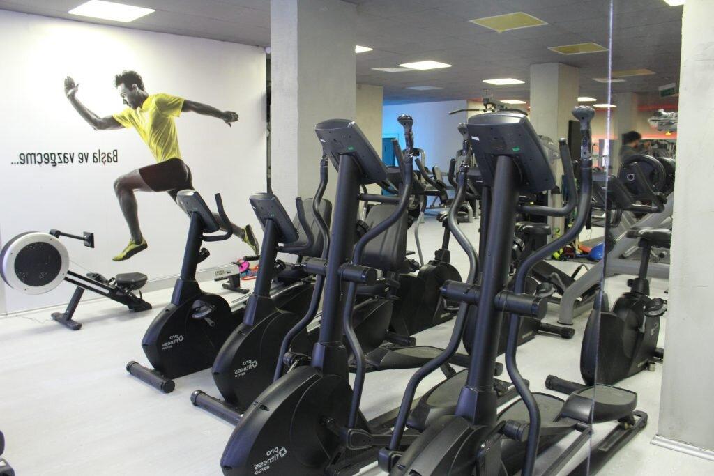 Arena Fitness Kick Boks Salonu