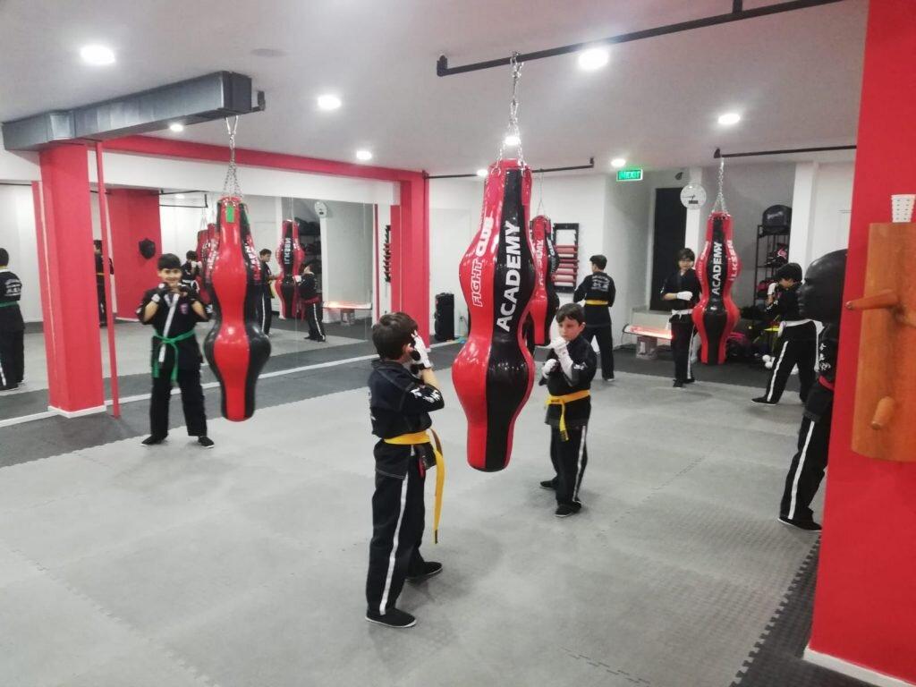 ilksen akademi boks