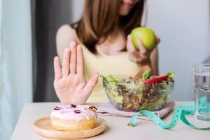 8 Haftada Fiziğinizi Baştan Yaratan Beslenme Planı