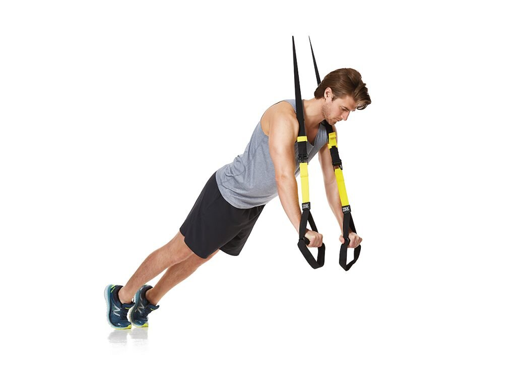 TRX-chest-press-hareketi