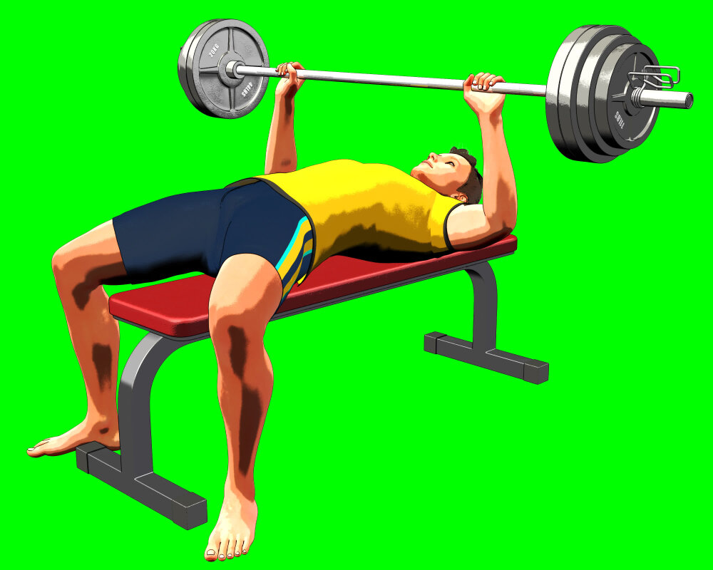 bench-press-hareketi