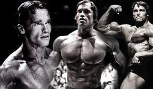 Arnold Schwarzenegger Gençliğinde Bu Antrenmanı Uyguluyordu!