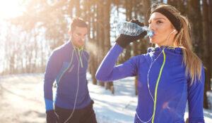 Kışın Spor Yaparken Dikkat Edilmesi Gereken Beslenme Tüyoları